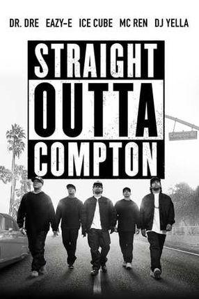 Poster: Straight Outta Compton