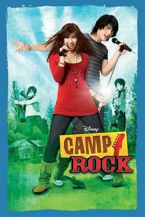 Poster: Camp Rock