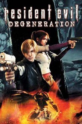 Poster: Resident Evil - Degeneration