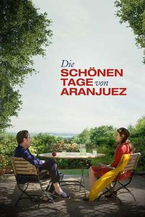 Poster: Die schönen Tage von Aranjuez