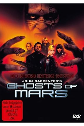 Poster: Ghosts of Mars