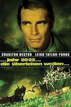 Poster: Jahr 2022... die überleben wollen