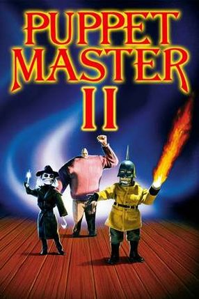 Poster: Puppet Master II