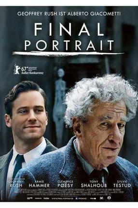 Poster: Final Portrait