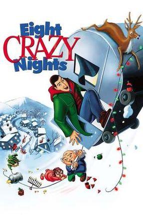 Poster: 8 verrückte Nächte