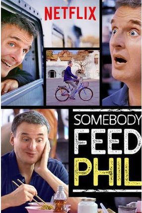 Poster: Somebody Feed Phil
