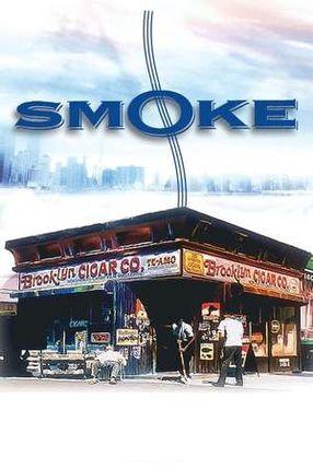 Poster: Smoke - Raucher unter sich