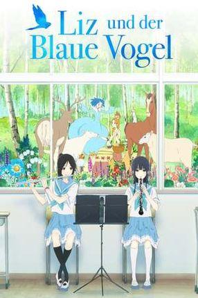 Poster: Liz und der blaue Vogel