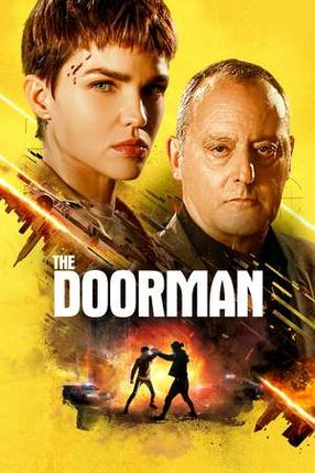 Poster: The Doorman