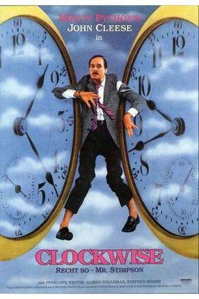 Poster: Clockwise - Recht so, Mr. Stimpson