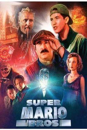 Poster: Super Mario Bros.