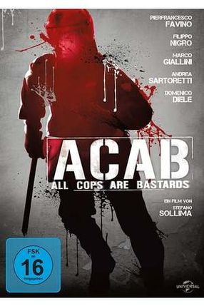 Poster: ACAB - All Cops Are Bastards