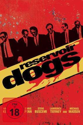 Poster: Reservoir Dogs - Wilde Hunde