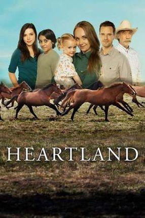 Poster: Heartland - Paradies für Pferde