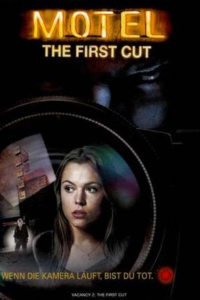 Poster: Motel: The First Cut