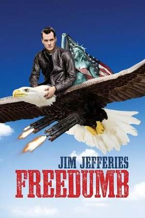 Poster: Jim Jefferies: Freedumb