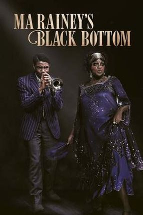 Poster: Ma Rainey's Black Bottom