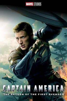 Poster: The Return of the First Avenger