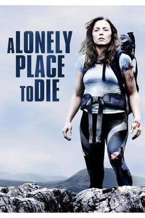 Poster: A Lonely Place To Die - Todesfalle Highlands
