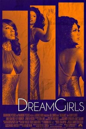 Poster: Dreamgirls