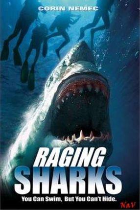 Poster: Raging Sharks – Killer aus der Tiefe
