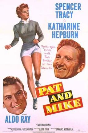 Poster: Pat und Mike