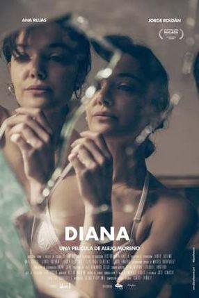 Poster: Diana - Gejagt und verführt