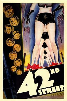 Poster: Die 42. Straße