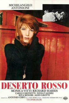 Poster: Die rote Wüste
