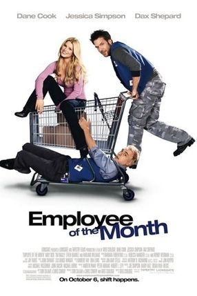 Poster: Mitarbeiter des Monats