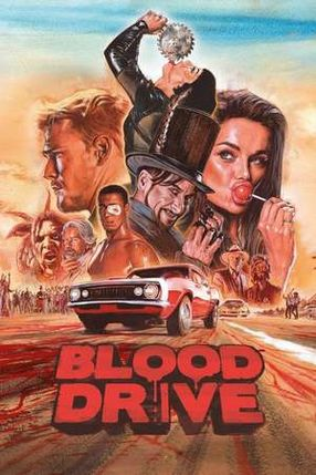 Poster: Blood Drive