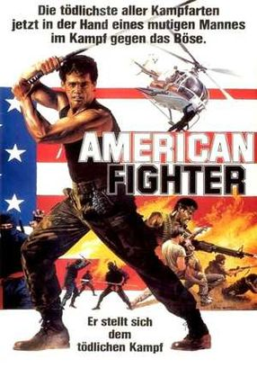 Poster: American Fighter