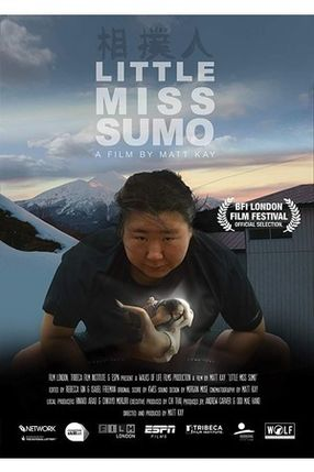 Poster: Little Miss Sumo
