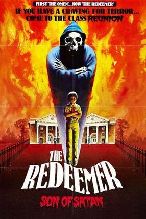 Poster: The Redeemer: Son of Satan!