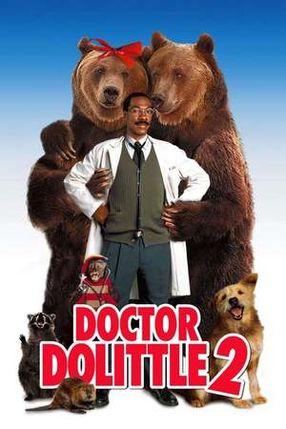 Poster: Dr. Dolittle 2