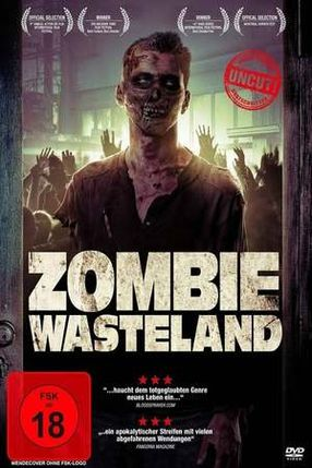 Poster: Zombie Wasteland