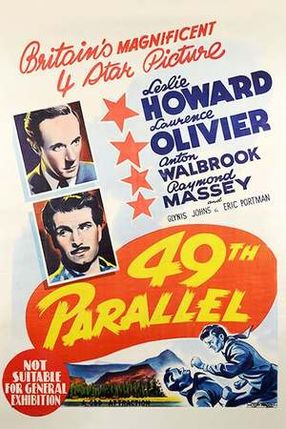 Poster: 49th Parallel