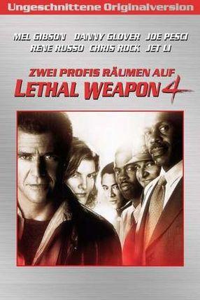 Poster: Lethal Weapon 4 - Zwei Profis räumen auf