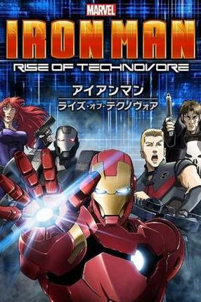 Poster: Iron Man: Rise of Technovore
