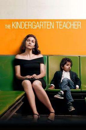 Poster: The Kindergarten Teacher