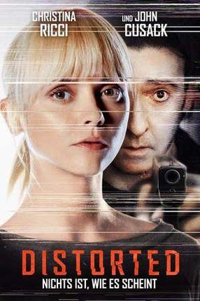 Poster: Distorted - Nichts ist wie es scheint