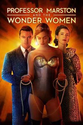 Poster: Professor Marston & The Wonder Women