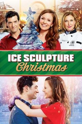 Poster: Ice Sculpture Christmas