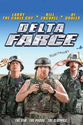 Poster: Delta Farce