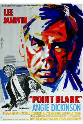 Poster: Point Blank