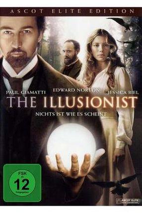 Poster: The Illusionist - Nichts ist wie es scheint