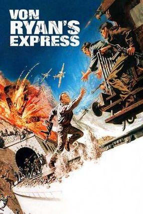 Poster: Colonel von Ryans Express
