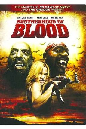 Poster: Brotherhood of Blood