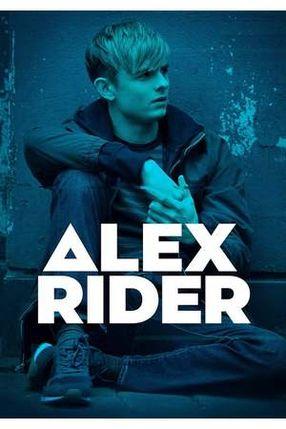 Poster: Alex Rider