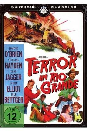 Poster: Terror am Rio Grande